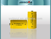 NiCd Rechargeable battery ni-cd battery pack sc1800 nicd battery