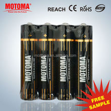 1.5V AAA LR03 Best Price Non-rechargeable Alkaline Battery Cell