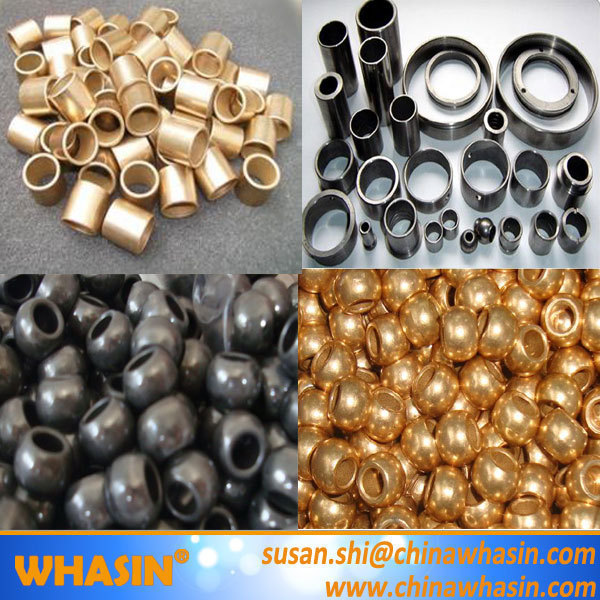Powder Metallurgy (PM) FU Oil Sintered Bronze Bushing Spherical Fan Motor Bushing Oil Sintered Iron Bushing.jpg