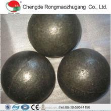Forged Steel ball porcelain 80mm grinding steel media ball