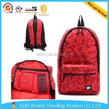 colorful New Product high class student school bookbag