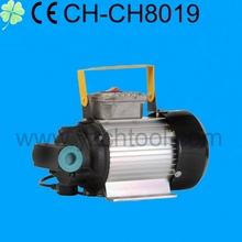 CH8019 AC 220V small engine electric fuel pump/jet engine fuel pump