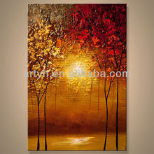 Newest Handmade Fantasy Oil Painting For Decor
