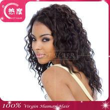 Virgin Indian Deep Curly Hair Weave Human Hair 7A Unprocessed Virgin Hair Cheap Virgin Indian Curly Hair 100g Bundle