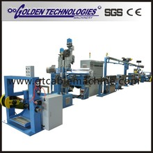 Wire And Cable Sheathed Extruder Line and Equipment
