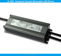 1050ma 0-10V 60W waterproof ip67 pwm dimmable constant current led driver with five years warranty