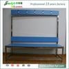 JIALIFU cheap modern design HPL panel bench with high quality