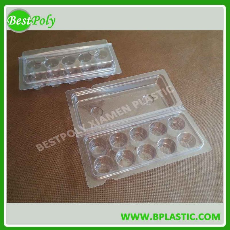 Clamshell Packaging For Candles Wholesale Blister Clamshell Packs For Candle Gift