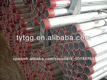 pesado gi tuberías peso tubería de hierro fundido de la china continental