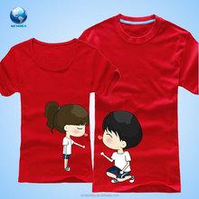 2015 fashion short sleeve plain T shirt & children t-shirt & design your own t shirt