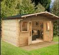 Francia sy-g049 de madera casas de jardín