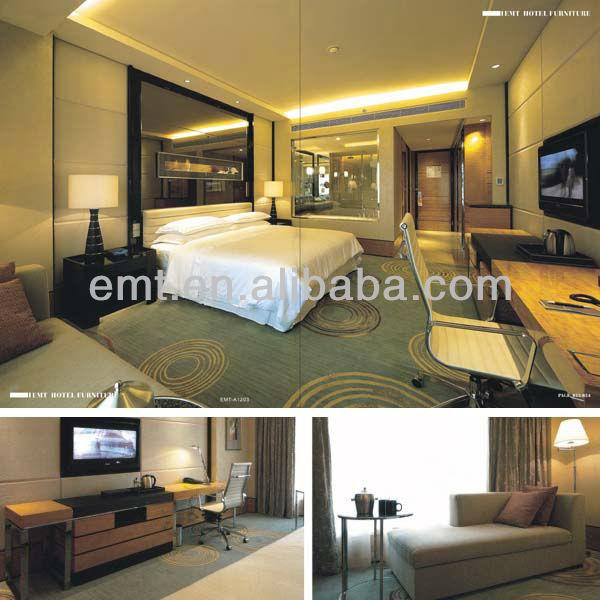 현대적인 세련된 가구 호텔 침실 세트( EMT- a1203)-호텔 침실 세트 ...