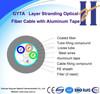 outdoor fiber optic cable with aluminium GYTA