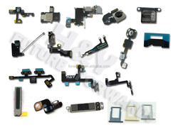 Repair spare parts for iphone 6 Charger Dock flex cable, Front Camera with Light Sensor Flex Cable,Back Camera for Iphone 6...