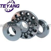 ZARF Series Bearings, Combined Needle Roller Bearing ZARF 2575 TN, Ball Screws Support Bearing ZARF 2575 TN