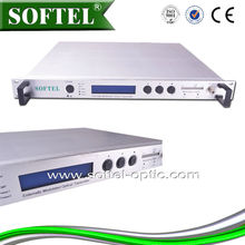 ORTEL Laser 1550nm fiber optical transmitter price with AGC
