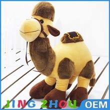 Factroy OEM desert animal stuffed animal camel, plush camel toy