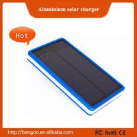 Sinobangoo fashion solar power bank 10000Mah high capacity for phone/laptop