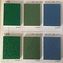 indoor pvc sports flooring with various pattern,pvc sponge flooring