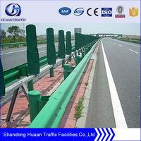 Traffic Safety Highway Guardrail Anti Dazzle Board
