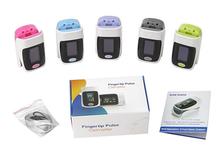 Digital finger oximeter, OLED pulse oximeter display pulsioximetro SPO2 PR oximetro de dedo,oximeter a finger with packing