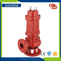 QW vertical centrifugal sewage submersible grinder pump price in india