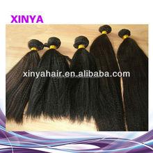 fashion 2015 wholesale alibaba hair yaki curly for black woven
