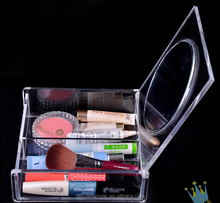 Best Selling acrylic Cosmetic Organizer/ Makeup Holder /Lipstick Tower Holder