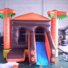 Inflatable Bouncer adult , ZY-BH785 pirate ship Inflatable Bouncer