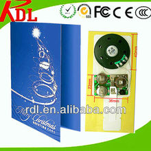 greeting card voice recorder module/voice recording greeting cards for birthday
