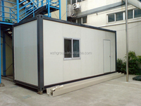 Container House, Collapsible container home, Living,Office/Toilet container china supplier
