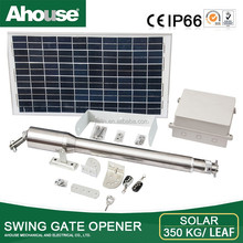 Ahouse Automatic Solar swing gates operator solar