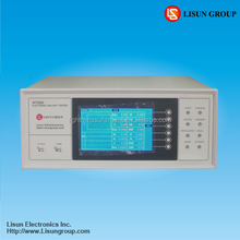 WT5000 Electronic Ballast Tester has Super LCD which can display the test report directly but no need to connect with PC