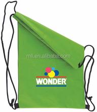drawstring non woven bag, backpack bag