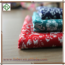 Printed 100% Cotton Twill Fabric from China Supplier