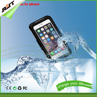 Many colors available hot sale unbreakable waterproof cell phone case for iPhone 6s