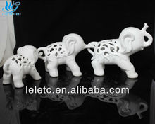 Fashion Ceramic Elephant Decoration