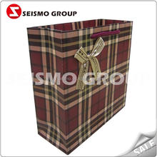 2012 recycle paper shopping bag brown paper bags small