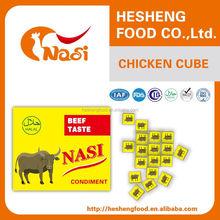 Nasi healthy beef CHICKEN SEASONING BOUILLON CUBE