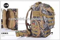 Waterproof Wild Covert Camouflage Hunting Hiking Fishing Backpack for outdoor men