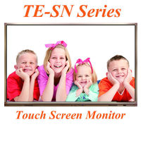 55 inch led touch screen monitor LED interactive flat panel displays and Smart tv