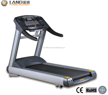 Luxury building Commercial Treadmill LD-1500 (With TV) With Noiseless AC Power/Touch Screen Treadmill