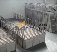 Cheap new products titanium wire mesh basket