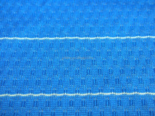 100%Polyester double mesh knitting fabric for sport wear/Linning