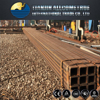Anticorrosion Carbon Steel Square Tube Material Specifications.
