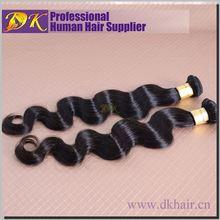 Alibaba Wholesale DK 100% AAAAA Vigin peruvian human hair