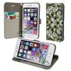 Elegant Flower Printed Series PU Wallet Card Flip Open Pocket Case Cover For Iphone 6 4.7 ''