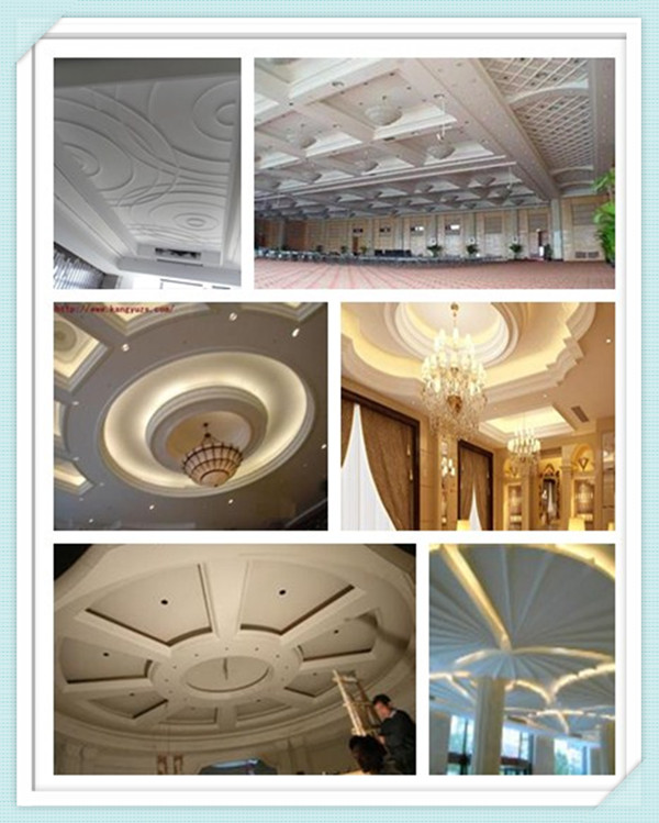 Home outside decoration glassfiber reinforced cement grc for Pop window design