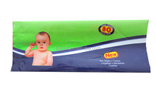 High Quality Vitamin Baby Wet Wipes Travel Pack Natural Baby Wipe Plastic Bags Packaging