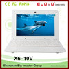 """Android laptop 10""""super-slender and shiny shell Android roll-up laptop VIA WM8850 brand-new 3g supported cheap Android laptop"""